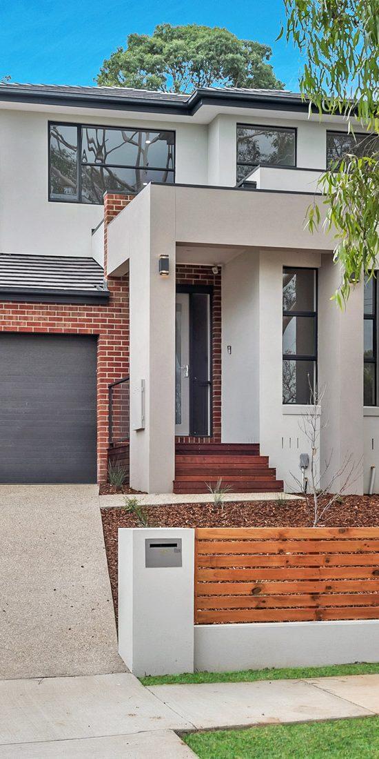 Townhouse Dual Occupancy Builder Melbourne