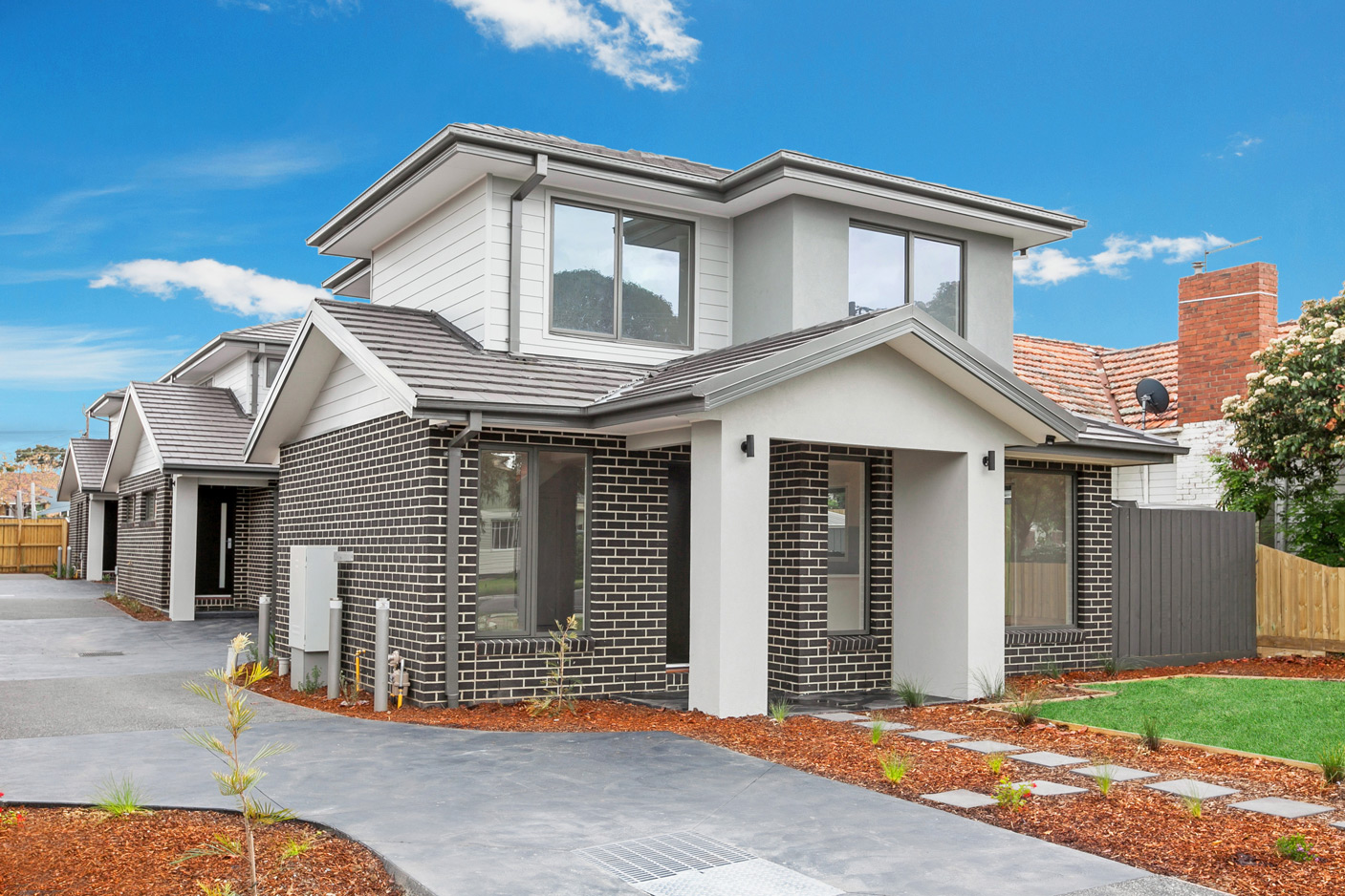 Townhouse Multi Unit Dual Occupancy Builder Melbourne