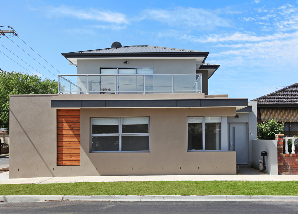 Townhouse Multi Unit Dual Occupancy Builder Melbourne
