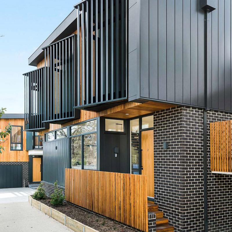 Luxury Townhouse Dual Occupancy Builder Melbourne